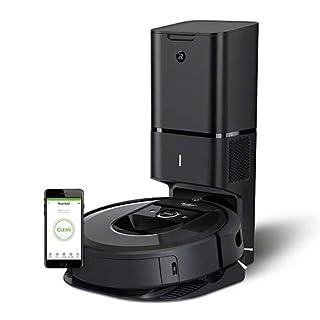 ルンバi7+ アイロボット 最新のロボット掃除機 自動ゴミ収集 水洗いできるダストボックス wifi対応 スマートマッピング 自動充電・運転再開 吸引力 カーペット 畳 i755060 【Alexa対応】