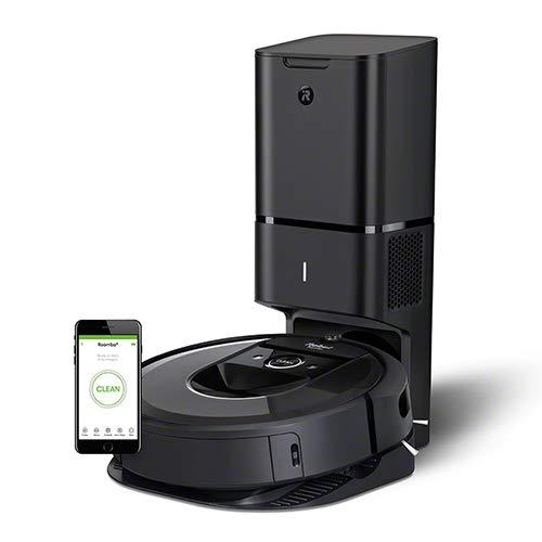 ルンバi7+ アイロボット 自動ゴミ収集 水洗い wifi対応 スマートマッピング ロボット掃除機 【Alexa対応】 i755060
