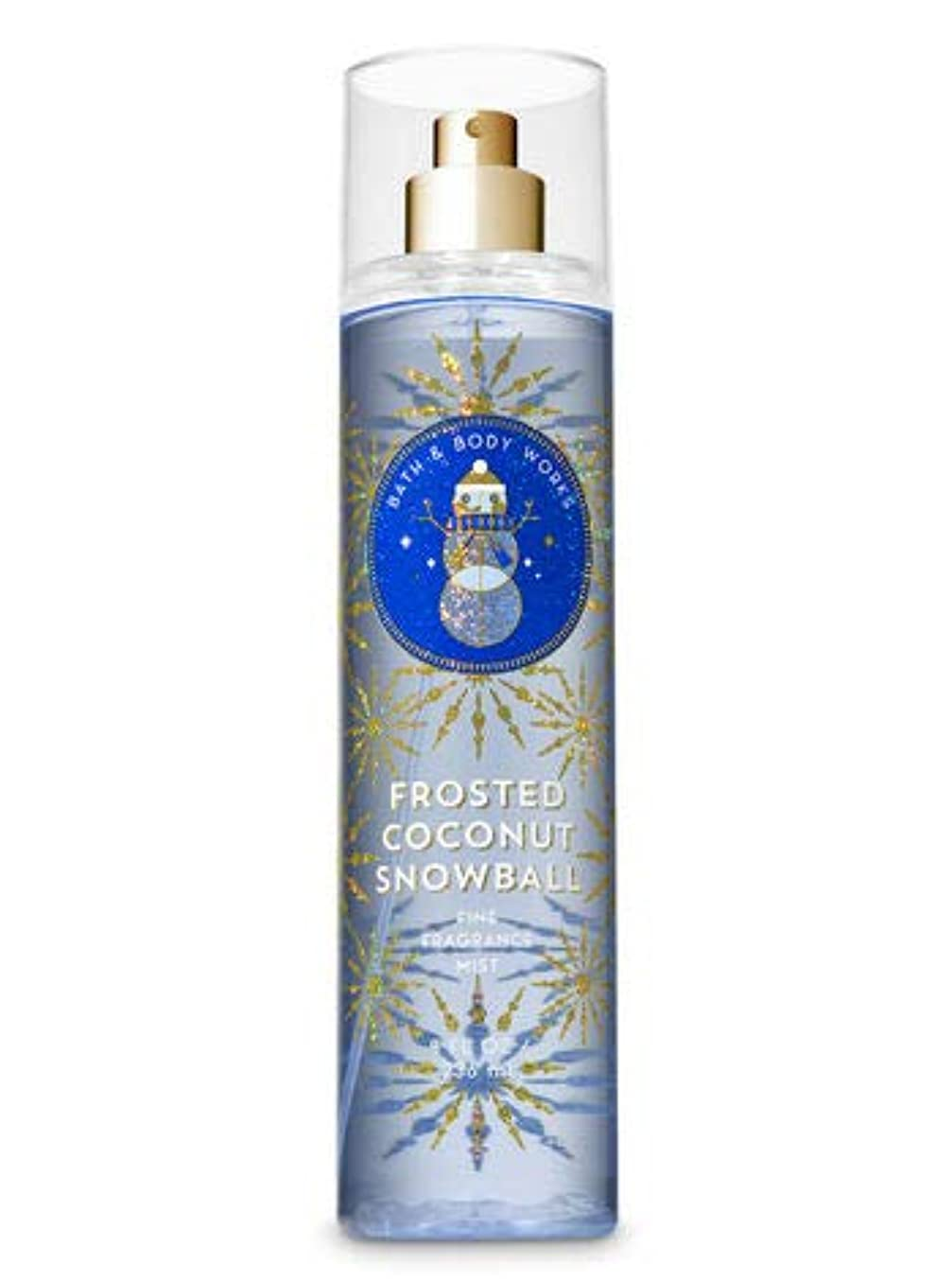 パースブラックボロウマイルストーン自転車【Bath&Body Works/バス&ボディワークス】 ファインフレグランスミスト フロステッドココナッツスノーボール Fine Fragrance Mist Frosted Coconut Snowball 8oz...