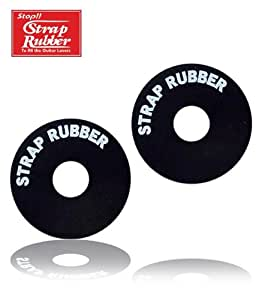 HARRY'S ( ハリーズ ) STRAP RUBBER/ストラップロック 着脱簡単!2個セット! ストラップが外れにくくなる 便利アイテム!ストラップラバー