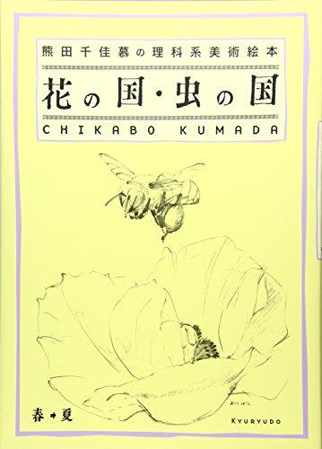 花の国・虫の国―熊田千佳慕の理科系美術絵本の詳細を見る
