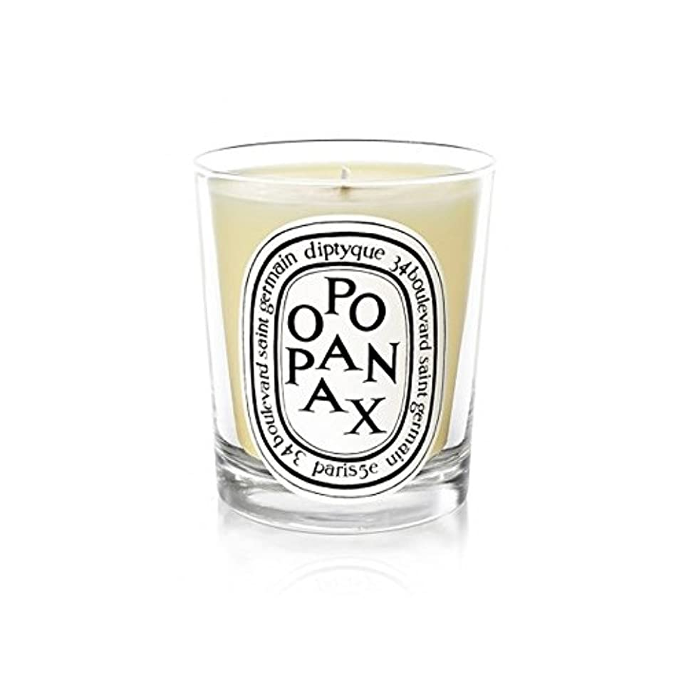 試してみる振動させる荒れ地Diptyque Candle Opopanax / Opopanax 190g (Pack of 2) - Diptyqueキャンドルオポパナクス/オポパナクス190グラム (x2) [並行輸入品]