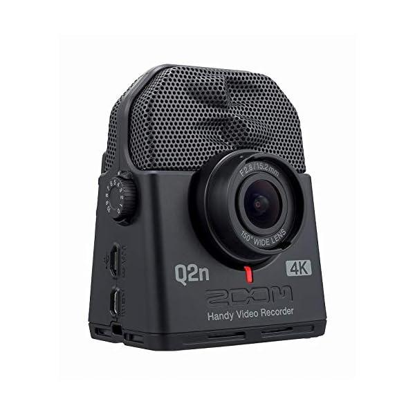 ZOOM ズーム 4Kハンディビデオレコーダー ...の商品画像