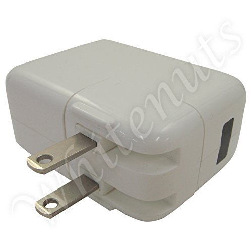 USB口2個のACアダプター 充電器 ver.B 超大容量の2.1A/h! optimus x IS11LG 対応spec. 簡易梱包品