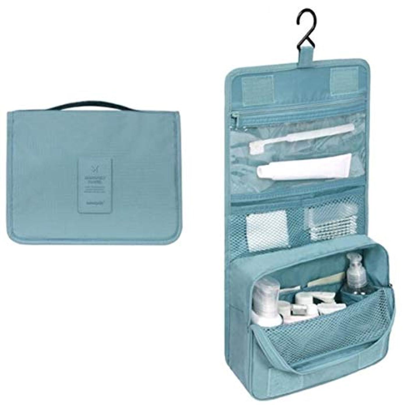閲覧する空の所有者Yoshilimen 防水ベジタリアンメイクアップトートバッグ化粧品バッグ(None Picture Color)