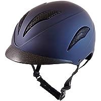 Klaus 乗馬用ヘルメット OLIVER ダイヤル式サイズ調整 内部インナー洗濯可 男女兼用