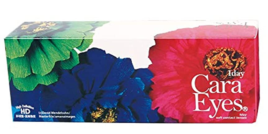 オートマトン退院美しいワンデーキャラアイ カラーシリーズ 30枚入 【ビビットグレー】 -1.50