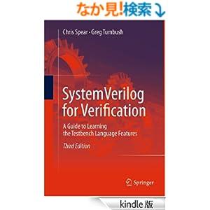 PDF FOR CHRIS SYSTEMVERILOG SPEAR VERIFICATION