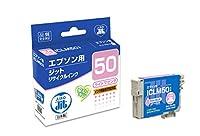 ジット 日本製 エプソン(EPSON)対応 リサイクル インクカートリッジ ICLM50 ライトマゼンタ対応 JIT-E50LMZ