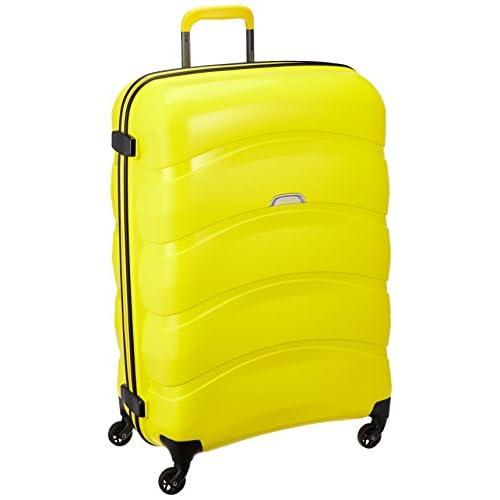 [アメリカンツーリスター] AmericanTourister スーツケース CROSSWAVE クロスウェーブ スピナー75 94L 4.3kg I56*26003 26 (エレクトリックイエロー)