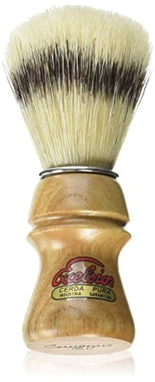 強大な遅滞ケーブルSemogue 1800 Superior Boar Bristle Shaving Brush by Semogue