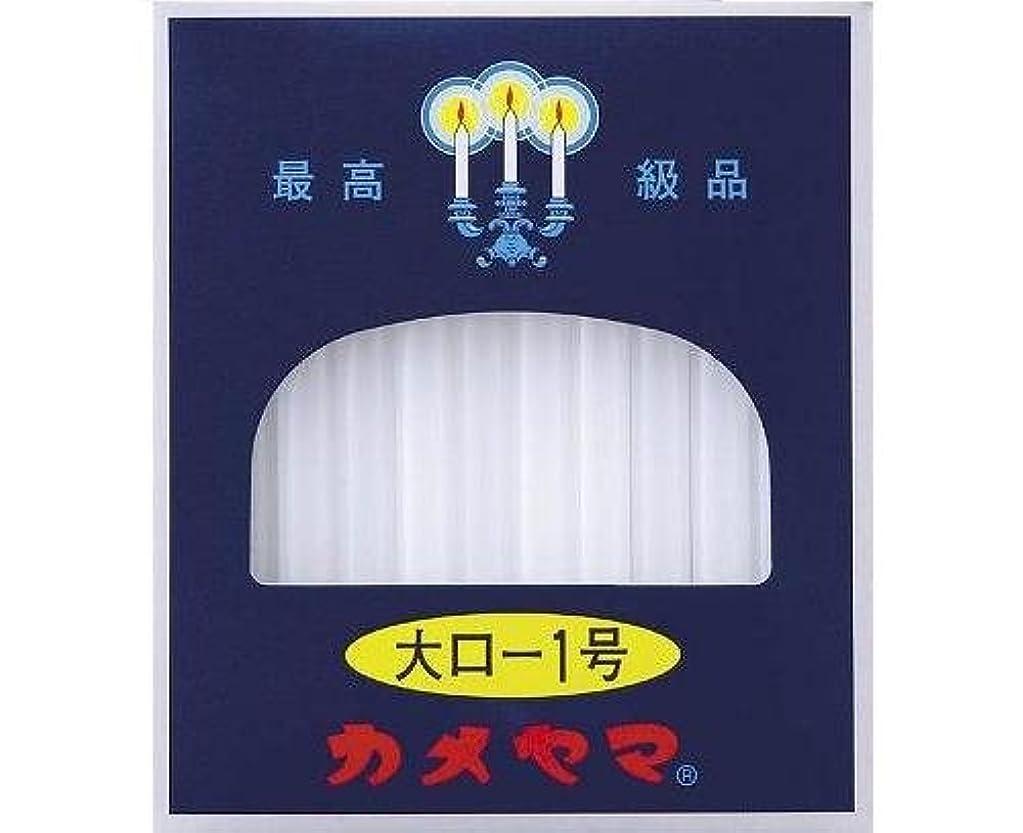 ランプモンスター建築大ロ-ソク<1号> 225g