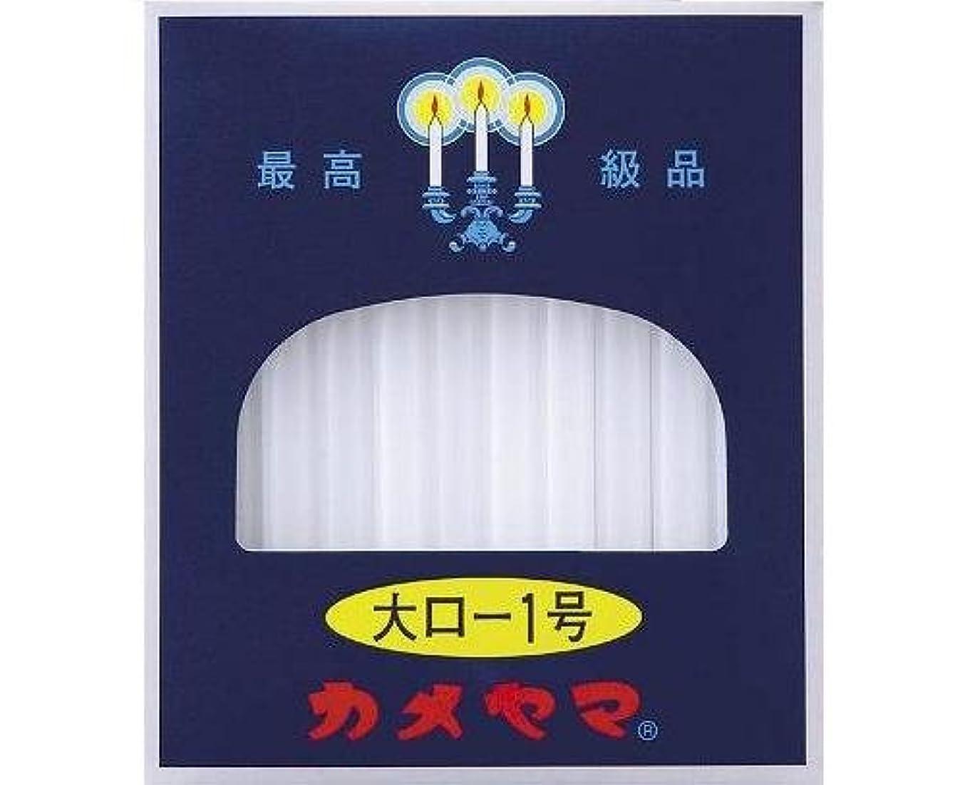 アダルト器具指大ロ-ソク<1号> 225g