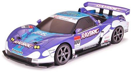 タミヤ 1/10電動RC 4WDレーシングカー レイブリックNSX 2005