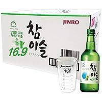 【韓国焼酎】眞露 チャミスル 360ml 20本入