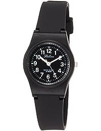[シチズン キューアンドキュー]CITIZEN Q&Q 腕時計 Falcon ファルコン アナログ 10気圧防水 ウレタンベルト ブラック VP47-854 レディース