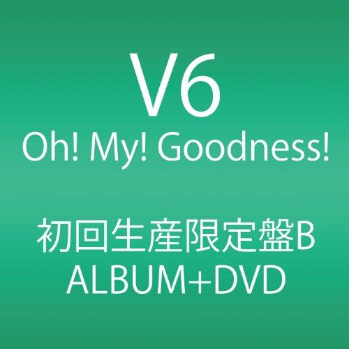 Oh! My! Goodness! (ALBUM+DVD) (初回生産限定B)の詳細を見る