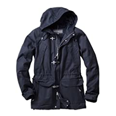 Sail Cruiser Parka 019997: Pacific Blue