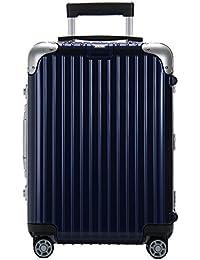 RIMOWA [ リモワ ] リンボ 818.52 81852キャビンマルチホイール イアタ 4輪 スーツケース ナイトブルー Cabin Multiwheel IATA 34L (881.52.21.4) [並行輸入品]