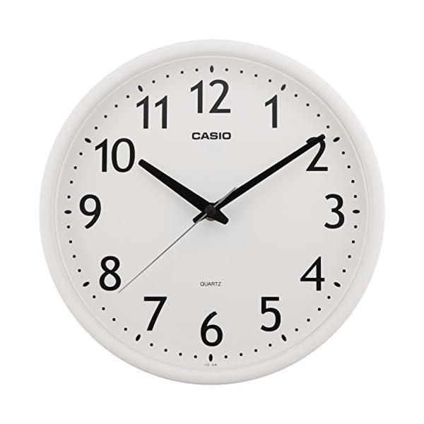 カシオ アナログ掛時計 IQ-58-7JFの商品画像