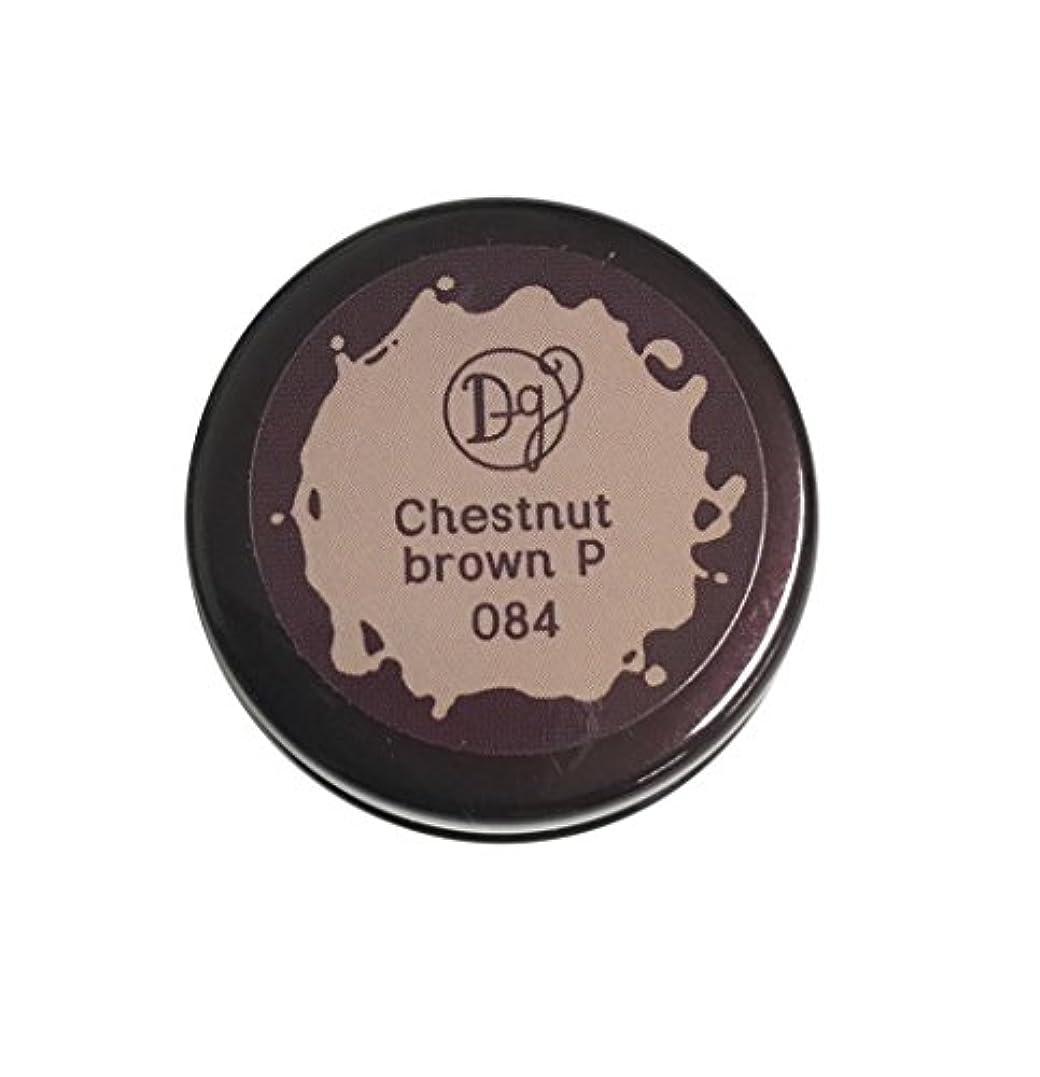 防衛権威クルーズDECORA GIRL カラージェル #084 チェスナットブラウンペール