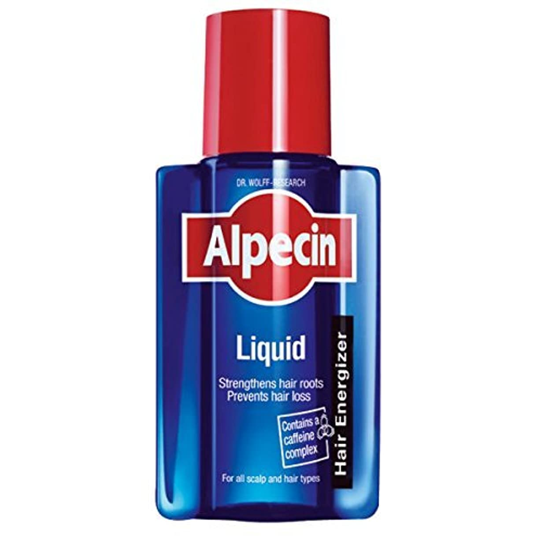 赤ちゃん攻撃的自伝ALPECIN 200ミリリットルの液体カフェインの戦闘遺伝性脱毛