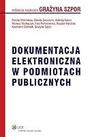 Dokumentacja elektroniczna w podmiotach publicznych
