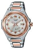 [カシオ] 腕時計 ベビージー G-MS 電波ソーラー MSG-W300SG-4AJF レディース