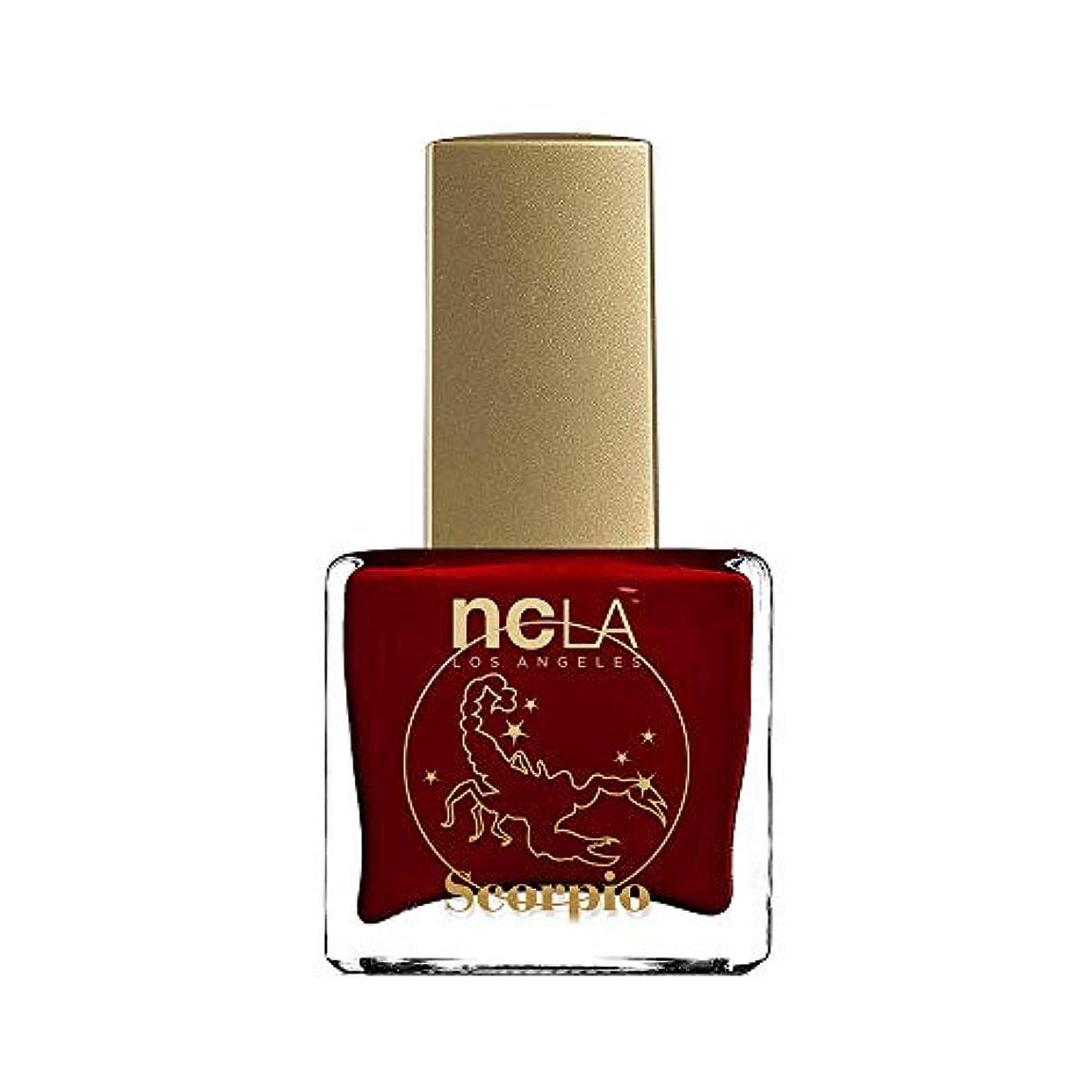 収縮刈り取る資格NCLA 蠍座、1オンス 赤