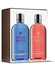 MOLTON BROWN(モルトンブラウン) ワイルドインディゴ アンド ハナレニ ベージング セット