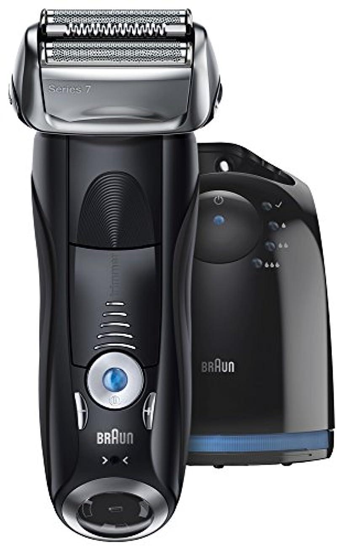 制限する広大な書誌【Amazon.co.jp 限定】ブラウン メンズ電気シェーバー シリーズ7 7760cc 4カットシステム 洗浄機付 水洗い可