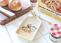 マニー テディベア 陶磁器 ミニコンプラ小皿