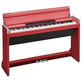 KORG コルグ スタイリッシュ デジタルピアノ 電子ピアノ LP-350 RD レッド