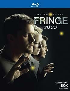 FRINGE / フリンジ 〈セカンド・シーズン〉コレクターズ・ボックス [Blu-ray]