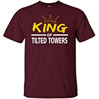 Nzone Apparel Kids King if The Tilted Towers Youth T-Shirt