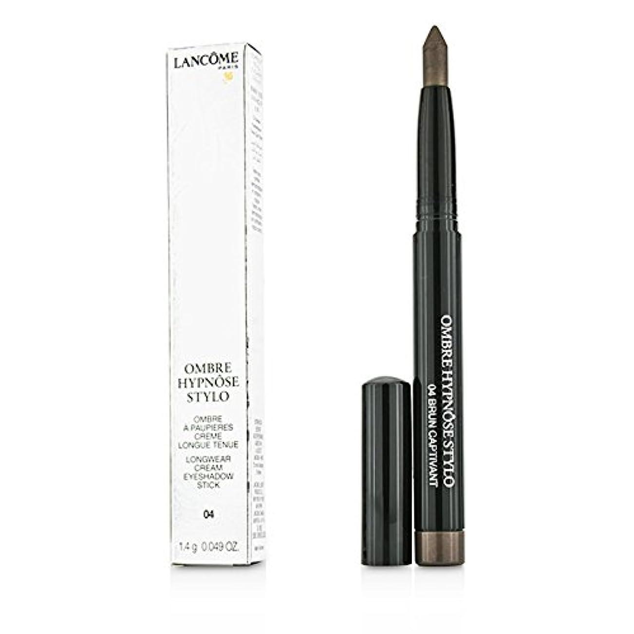 二幻想的アロングランコム Ombre Hypnose Stylo Longwear Cream Eyeshadow Stick - # 04 Brun Captivant 1.4g/0.049oz並行輸入品