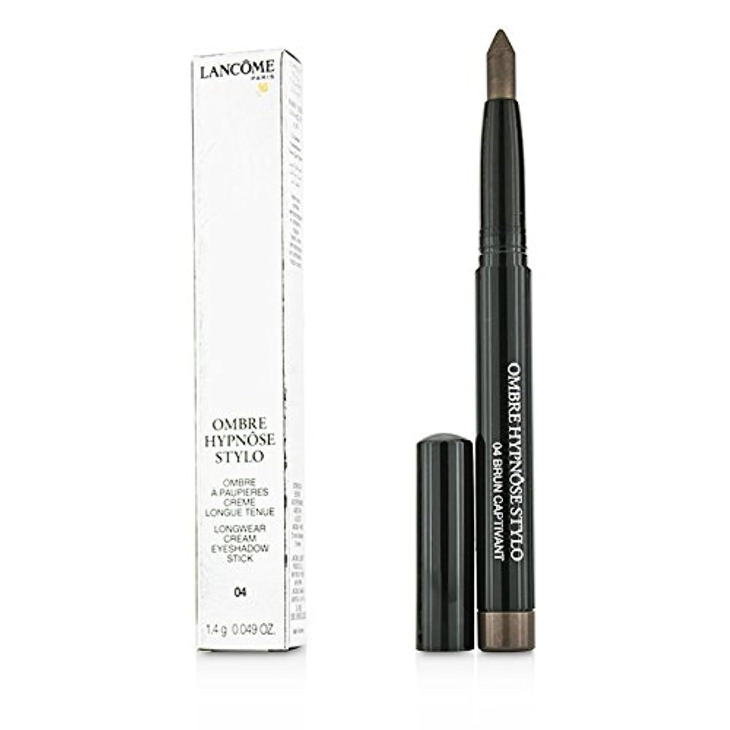 ランコム Ombre Hypnose Stylo Longwear Cream Eyeshadow Stick - # 04 Brun Captivant 1.4g/0.049oz並行輸入品