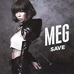 MEG「SAVE」のCDジャケット