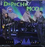 Live On Letterman,Ed Sullivan Theater New York,2013-03-11,L.E. Vinyl Numbered Colored