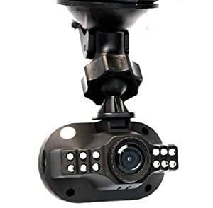 暗視 LED12灯 高画質 シームレス録画 広角120度 Gセンサー 簡単取り付け コンパクト 暗視機能 ドライブレコーダー 神ドラ