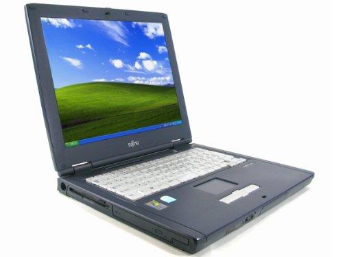 『富士通 A4サイズ ノートPC Windows XP』のトップ画像