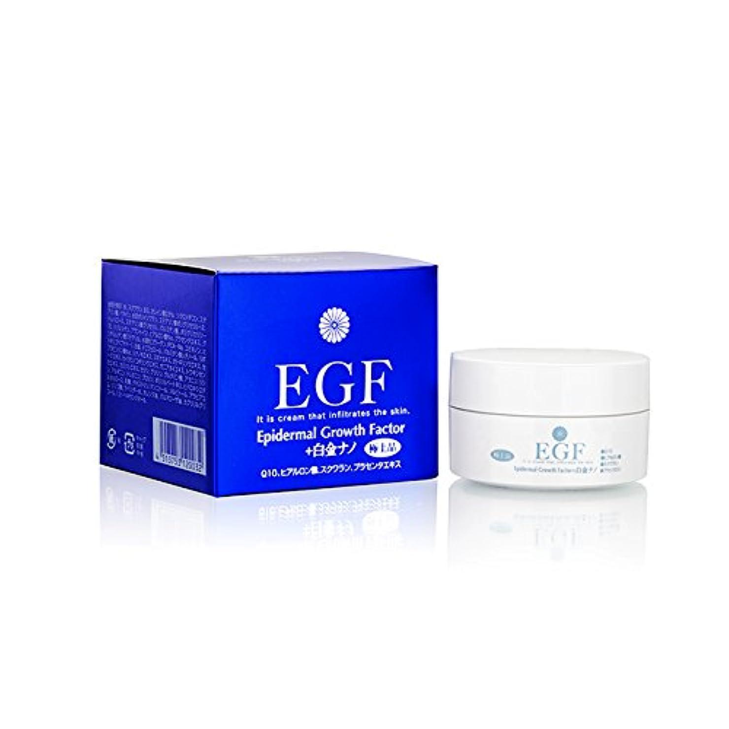 推論元の浸食EGF クリーム
