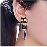 Cat Women Stud Earrings jewellery,Handmade earring for mens girls kids