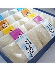 ギフト箱入こんにゃくラーメン10食セット【お中元】【ギフト】【ダイエット】【蒟蒻麺】