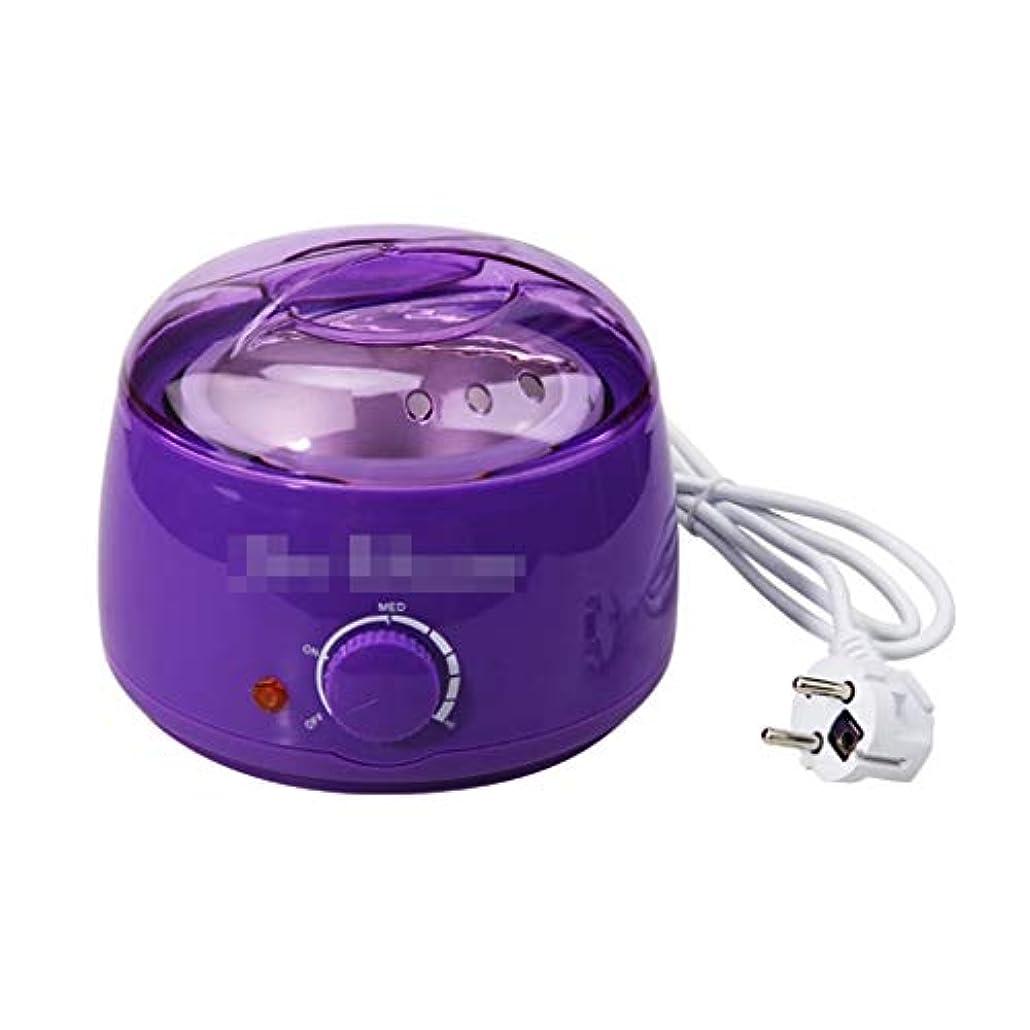 遊具かかわらず強制的脱毛ワックスの溶融マシンは、温度を調整することができ、ワックスウォーマー内蔵の熱安全制御ポットリムーバブル、スキンケアワックスがけツール,A