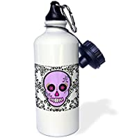 3drose wb 28868 1 day of the dead skull dia de los muertos sugar