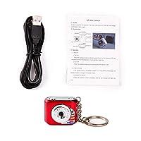 ポータブルHD 1280 * 720ミニカメラX 3リムーバブルディスクPcカメラサポートTFカードマイクロセキュアデジタルメモリカード