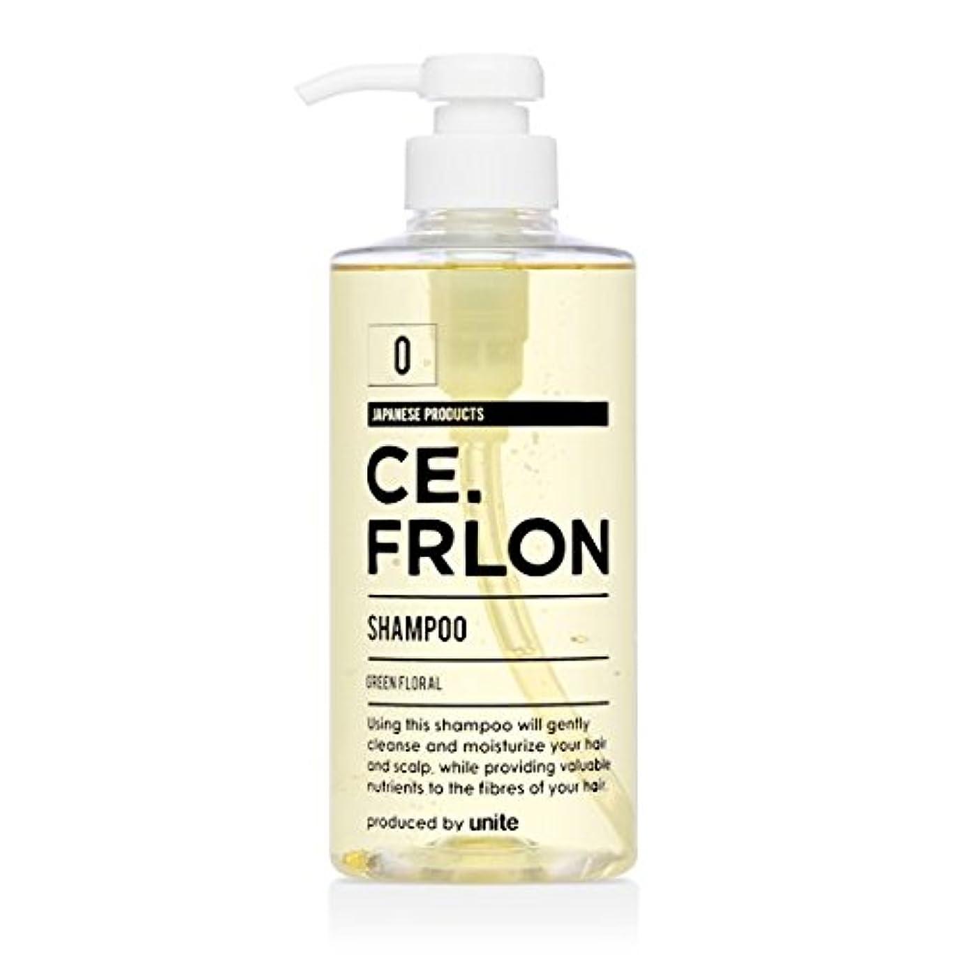 議題説教肯定的シャンプー 500ml CE.FRLON (美容師が開発したヘアケア商品)