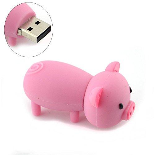 [해외]zmayastar USB 메모리 플래시 드라이브 핑크 돼지 디자인 USB 메모리 8G USB 플래시 드라이브 2.0 귀여운 재미있는 USB 메모리 SH-202/zmayastar USB memory flash drive Pink pig design USB memory 8G USB flash drive 2.0 cute funny USB memory ...