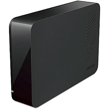 HD-NRLC2.0-B ブラック(据え置きHDD)